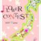 11月23日(木・祝)は世田谷市場へ行こう!「FLOWER CONTEST2017」開催情報!